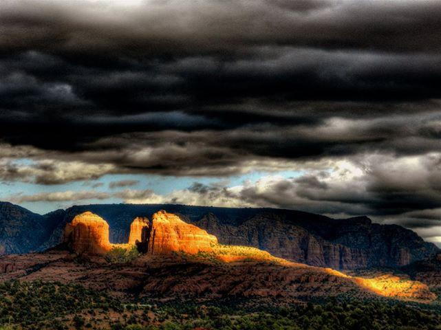 Sedona 2 by Rusty Albertson